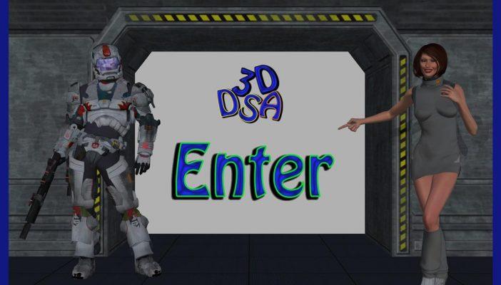 3DDSA entra, lavori in corso