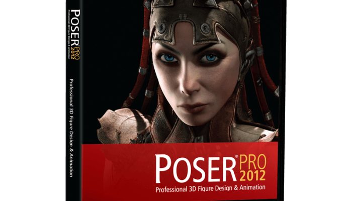Poser Pro 2012 cover