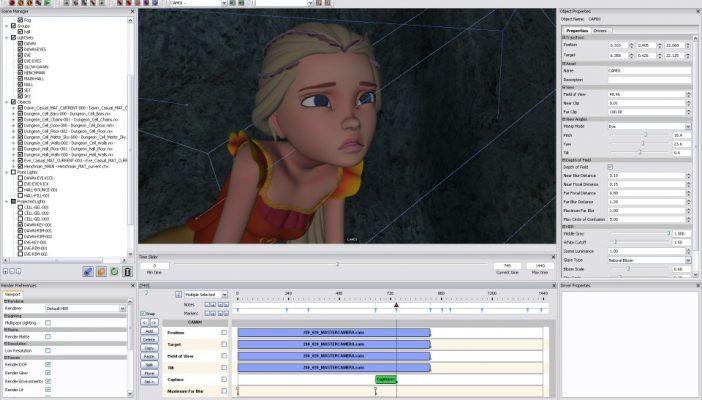 MachStudio Pro 2 interface
