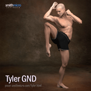 Tyler GND in action