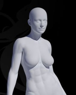 Genesis 2 female base