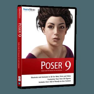 Poser 9