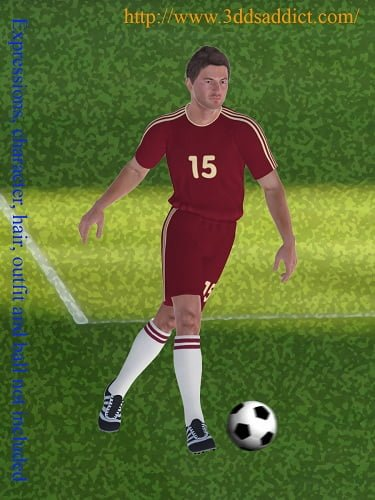 Let's play soccer for Michael 4